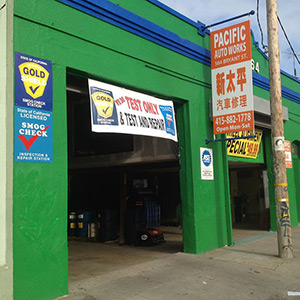 Affordable Auto Repairs in San Francisco